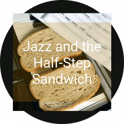 Jazz Half-Step Device for Jazz Solos