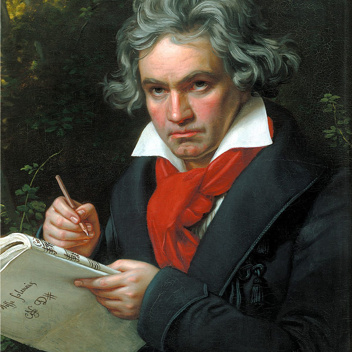 Ludwig Van Beethoven | Moonlight Sonata | piano sheet music with letter-note names added